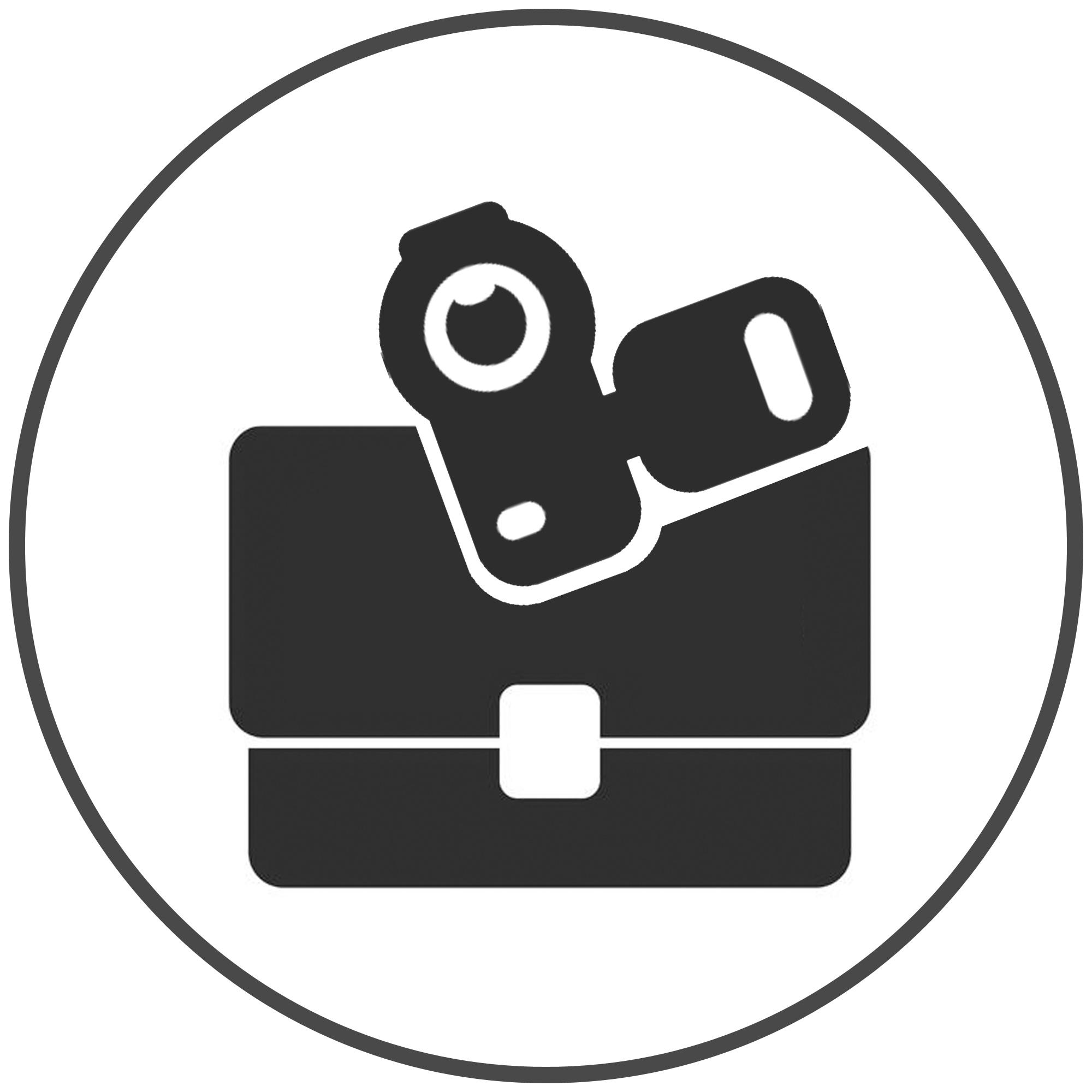 ESTUCHES P/FILMADORAS