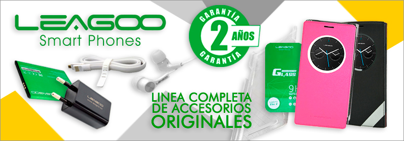 Leagoo acc-2