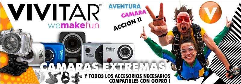 CAMARAS EXTREMAS - VIVITAR