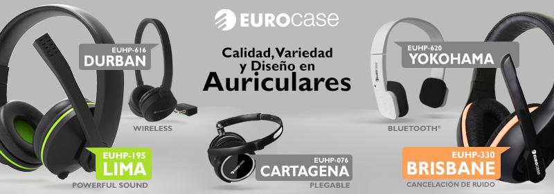 AURICULARES - EUROCASE
