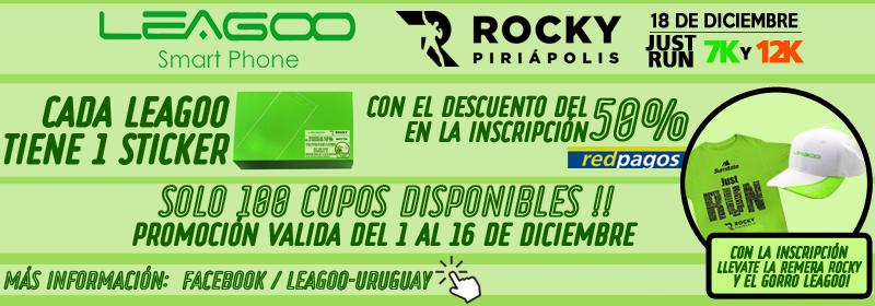 ROCKY - LEAGOO PROMO