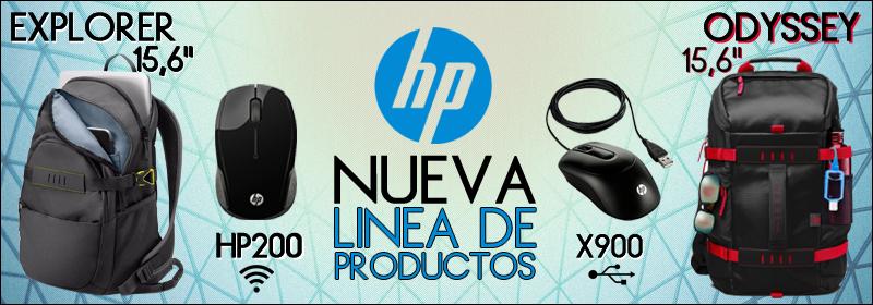 NUEVOS PRODUCTOS HP