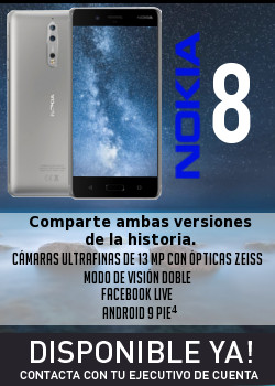 BANNER LATERAL NOKIA 8