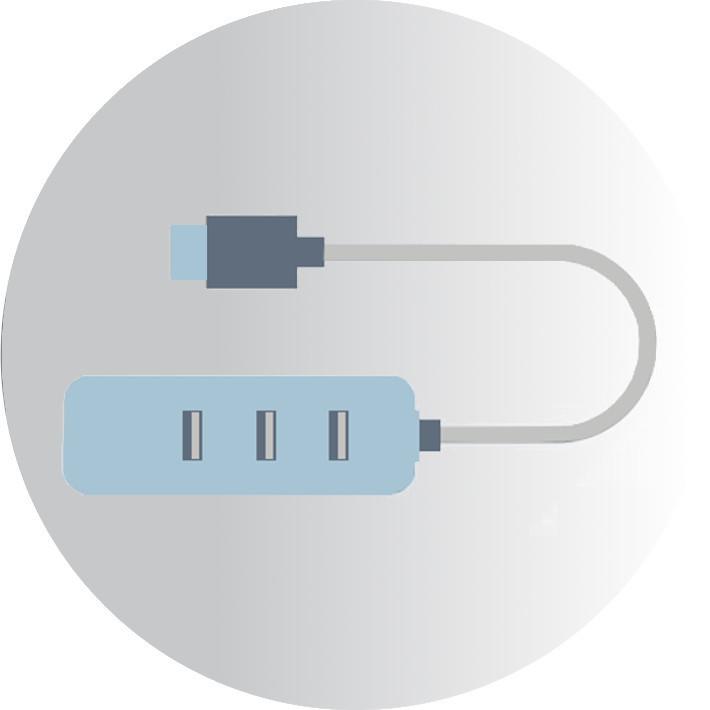 Adaptadores - Hub
